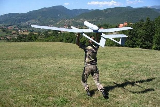 Army eyes drones for use in far South