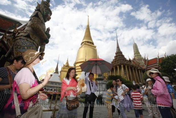 Bangkok is world No.1 for travellers