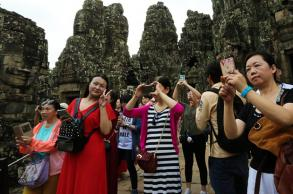 Cambodia wants more tourists