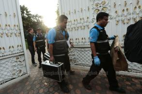 Residences of Yingluck, close aide searched