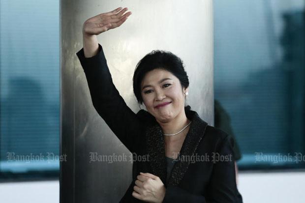 CNN: Yingluck seeks asylum in UK