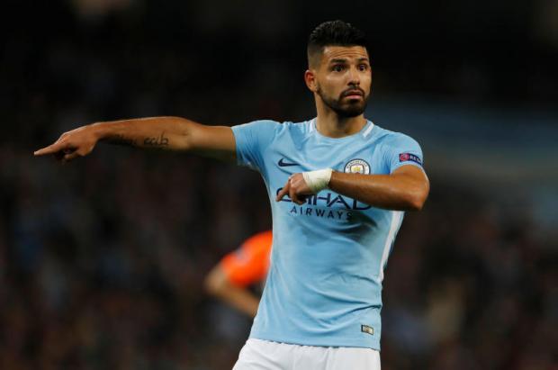 Manchester City Premier League - 30 September 2017