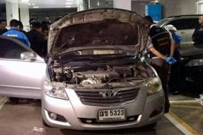 Car used to take Yingluck 'illegal'
