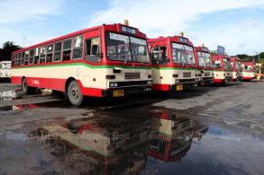 Pichit seeks to fast-track bus scheme