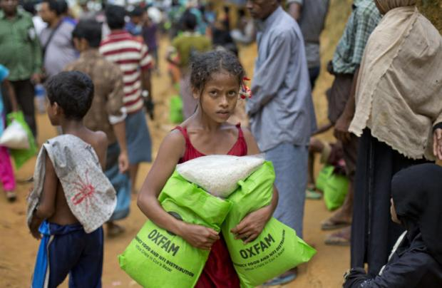 Rohingya crisis: Myanmar authorities take foreign diplomats and United Nations  representatives to Rakhine