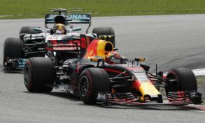 Red Bull driver Verstappen wins Malaysian Grand Prix