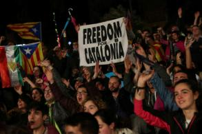 Catalonia chooses independence amid police violence