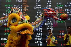 Philippines, Indonesia stocks mark new closing highs