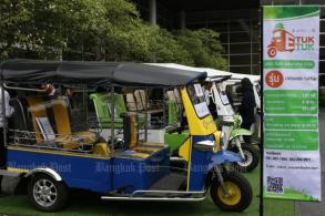 Tuk-tuks targeted in EV subsidy scheme