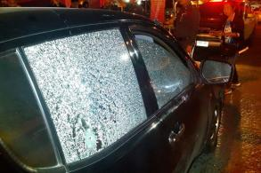 Early-morning shooting, road chase in meth sting operation