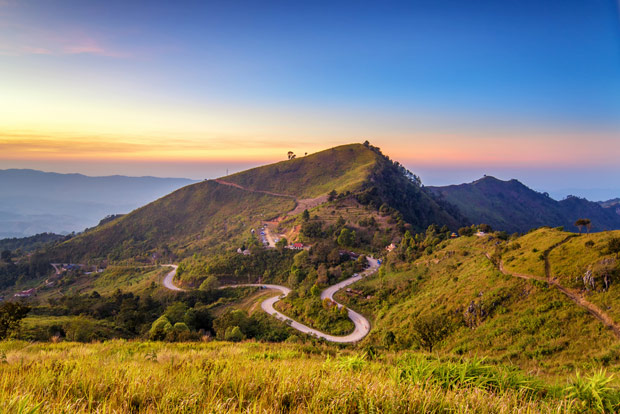 Wallow in Chiang Rai this winter at these 5 royal projects