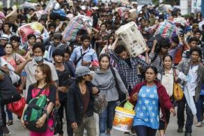Asean urged to ease rules on workers