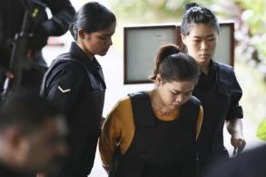 Murdered Kim had '1.4 times lethal dosage' of VX on face