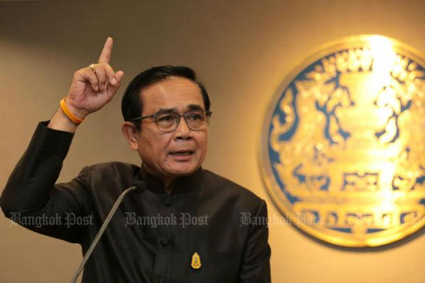 Thai Elections in November 2018, Prayuth Promises