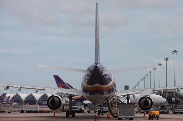 THAI, Thai Smile to add flights for royal cremation