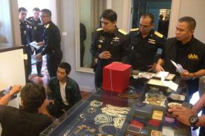 Assets seized at luxury house of former Buddhism chief