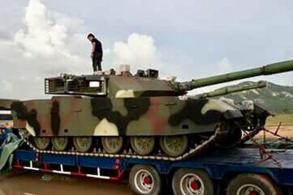 Tanks delivered from China definitely new, says army chief