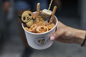 Real Thai food lights up US palates