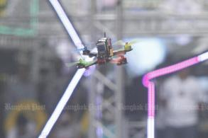 Nationwide no-fly zone for unregistered drones