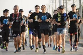 Army panned for exploiting charity run