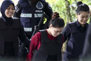 Witness at Malaysia trial: 4 more suspects in Kim murder