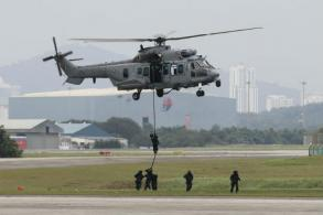 Indonesia, Malaysia, Philippines launch joint air patrols
