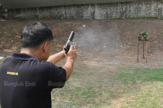 Gun possession, use by foreigners to be banned