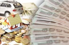 Ten-year peak for household debts