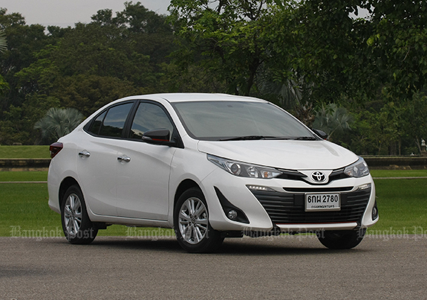 Toyota Yaris Ativ 1.2 S (2017) review