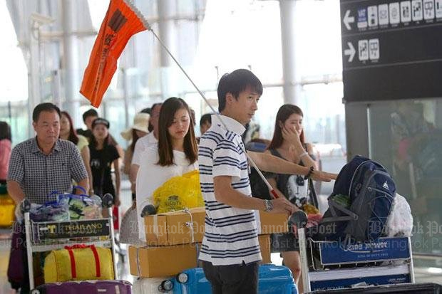 Foreign visitors up 5.6%, led by Chinese