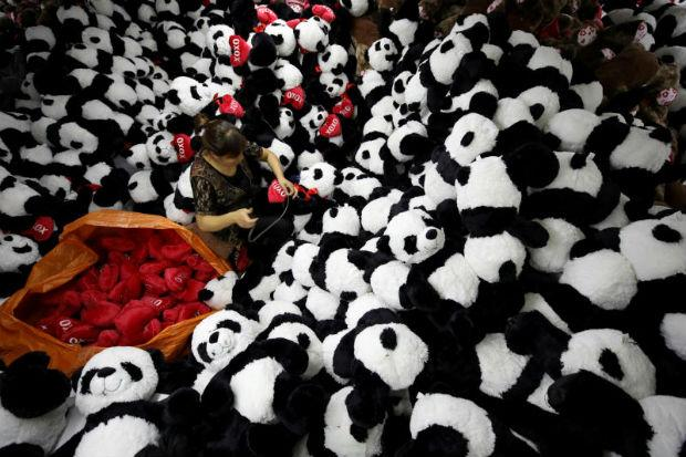 China Sept imports soar, exports also rise