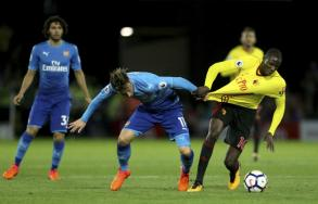 Watford players praise manager Silva after Arsenal win