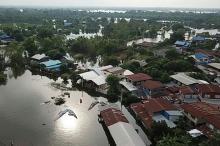 Khon Kaen flooding worsens