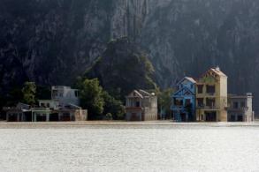 Death toll in Vietnam flooding, landslides rises to 68