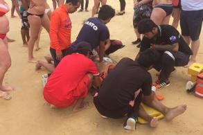 Russian drowns off Karon beach in Phuket