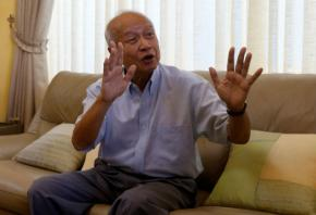 Cambodia's political prince submits to its strongman
