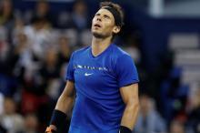 Federer brushes aside Nadal to win Shanghai Masters