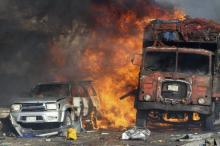 Somalia bombing death toll 'uncountable'