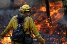 California fires:- 40 dead, 5,700 buildings gone