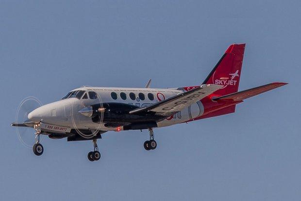 Drone hits landing airliner in Canada, no injuries | Bangkok Post: news
