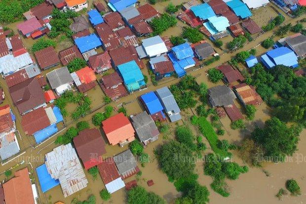 Chao Phraya overflow wreaks havoc | Bangkok Post: news