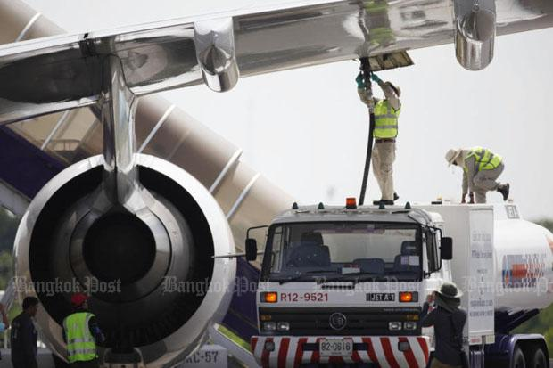 Jet fuel demand to rise after lifting of red flag | Bangkok Post: business