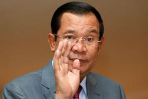 Cambodia parliament vote puts opposition future in limbo