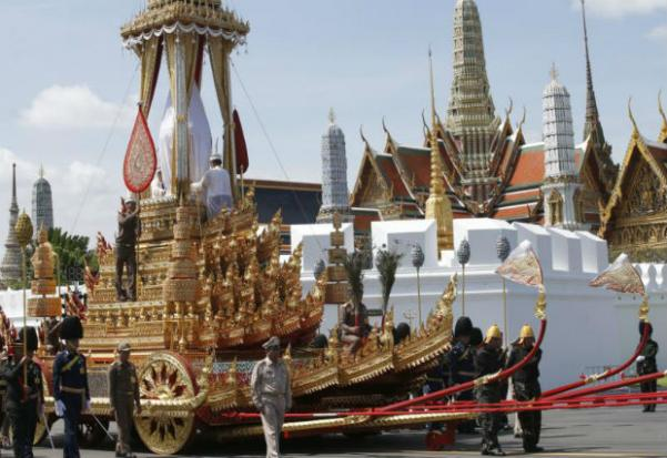 Tourist hotels booked up ahead of funeral of revered king | Bangkok Post: news