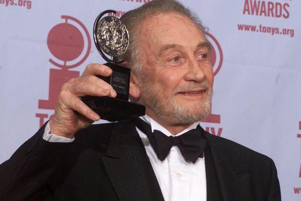 British actor Roy Dotrice dies aged 94