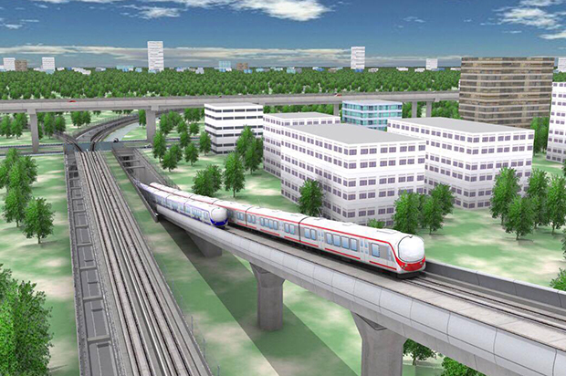 No opposition to fast train linking three airports
