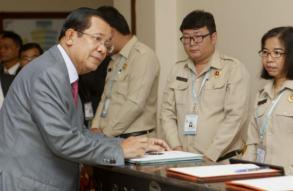 US to Cambodia: Release opposition leader