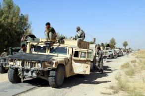 Suicide bomber attacks police HQ in Afghanistan