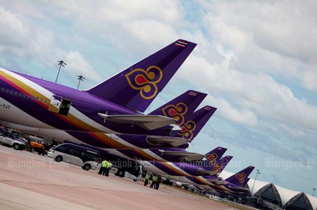 Thai Airways,Thai Smile add flights for funeral