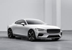 Polestar reveals 1 model as performance hybrid